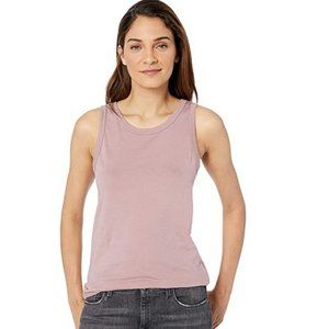 [AG] NWT Lexi Dusty Pink Fitted Stretchy Tank Top